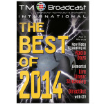TM Broadcast BEST OF 2014